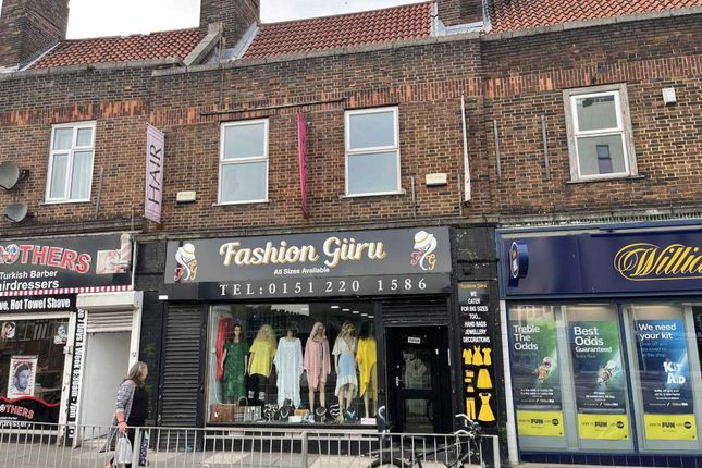 Thumbnail Retail premises to let in 627 Prescot Road, Liverpool