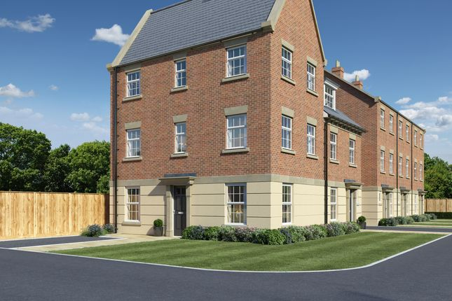 """4 bed end terrace house for sale in """"Rutland"""" at Tay Road, Leicester LE19"""