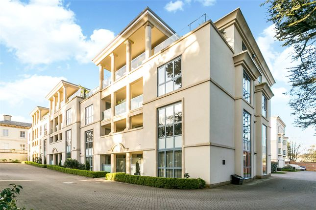 Thumbnail Flat for sale in Regency House, Humphris Place, Cheltenham, Gloucestershire