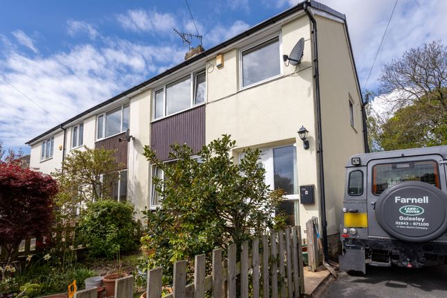 Thumbnail Semi-detached house for sale in Bracken Close, Brighouse