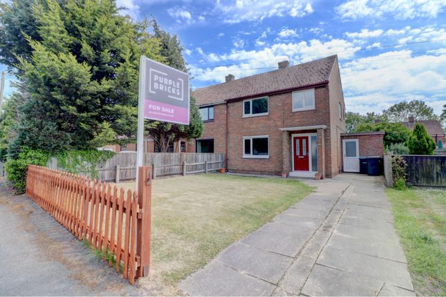 3 bed semi-detached house for sale in Leven Road, Middlesbrough TS9