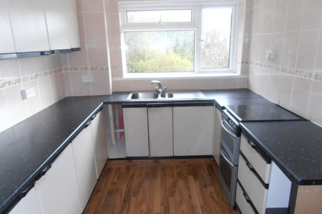 Thumbnail Flat to rent in Llangorse Road, Aberdare