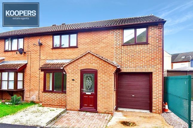Thumbnail Semi-detached house for sale in Mill Lane, Pinxton, Nottingham