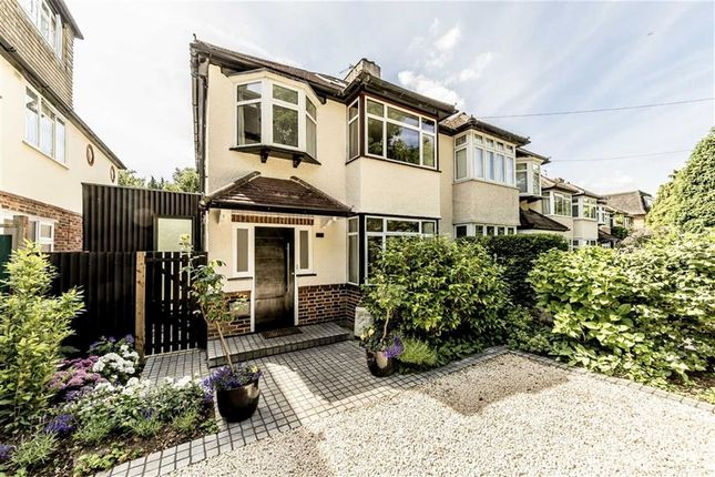 Thumbnail Semi-detached house for sale in Brunswick Close, Portsmouth Road, Thames Ditton