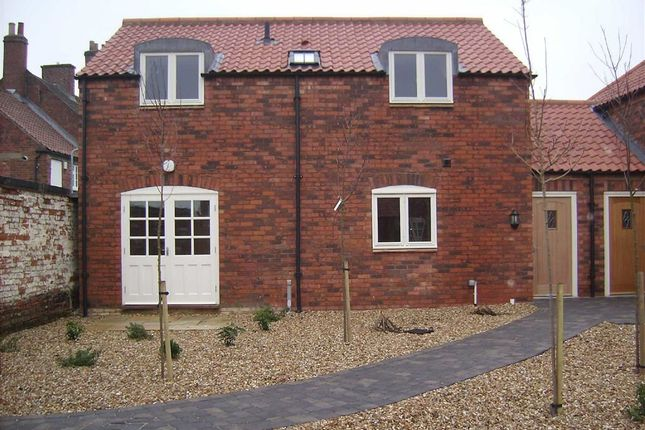 Thumbnail Semi-detached house to rent in Coach House Court, Market Rasen