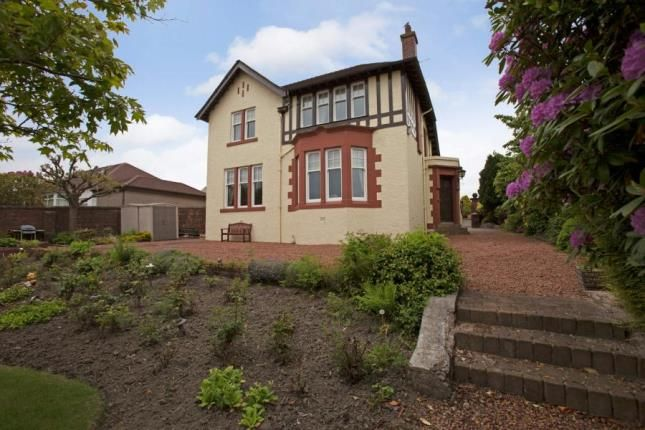 Thumbnail Detached house for sale in Drumbathie Road, Airdrie, North Lanarkshire