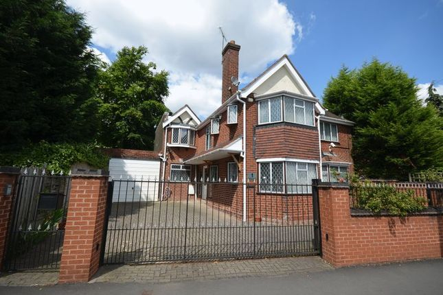 Thumbnail Detached house for sale in Adkins Lane, Bearwood, Smethwick