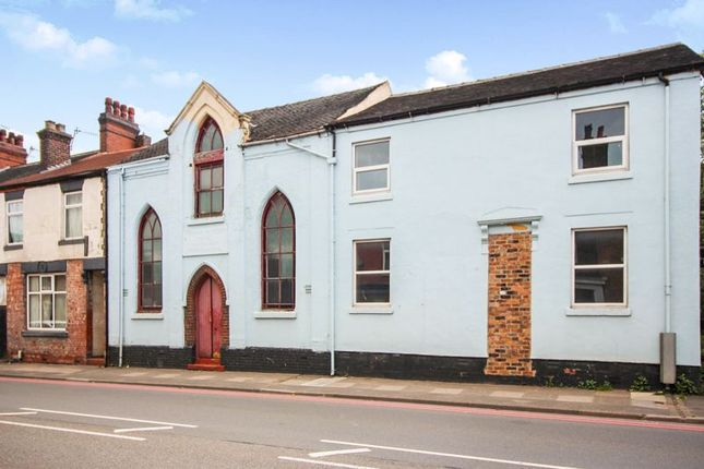 Thumbnail Terraced house for sale in Victoria Road, Fenton, Stoke-On-Trent