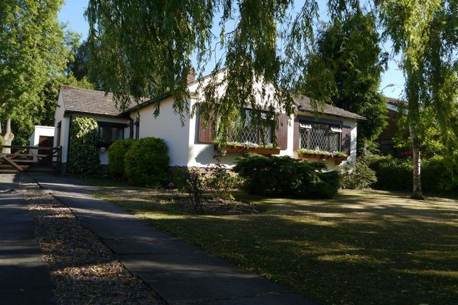 Thumbnail Detached bungalow for sale in Middle Drive, Ponteland, Newcastle Upon Tyne