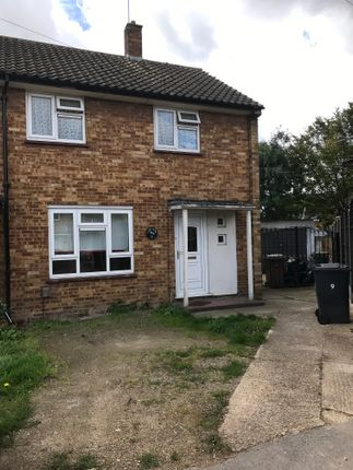 2 bed end terrace house to rent in Braintree Close, L&D Borders