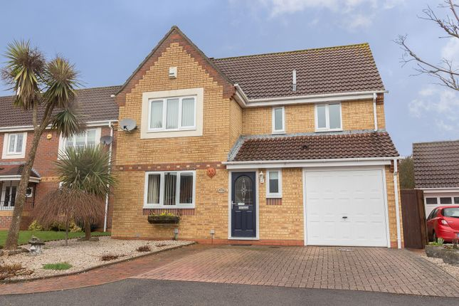 Thumbnail Detached house for sale in Emden Road, Andover