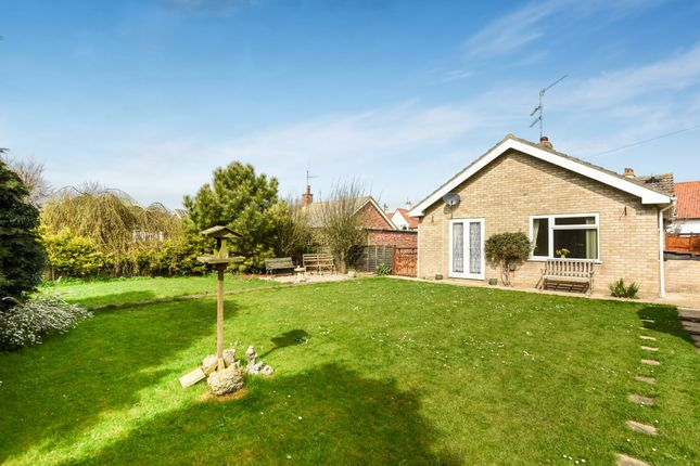 3 bed detached bungalow for sale in Mill Road, Wells-Next-The-Sea, Norfolk