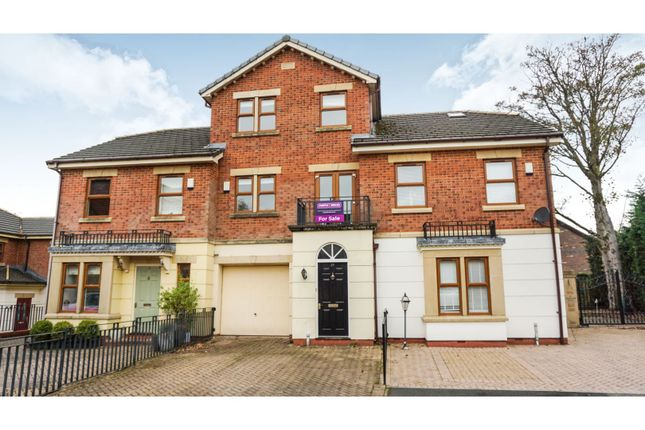 Thumbnail Town house for sale in Haslam Hall Mews, Bolton