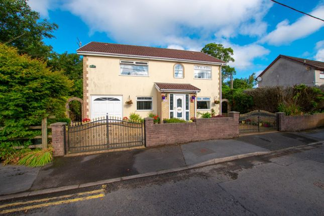 Thumbnail Detached house for sale in Station Road, Tredegar