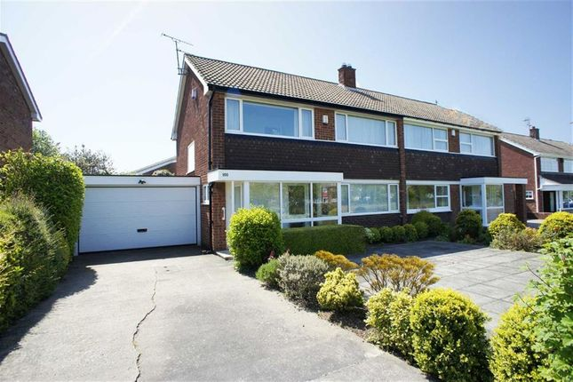 Thumbnail Semi-detached house to rent in Beach Road, Tynemouth, Tyne And Wear