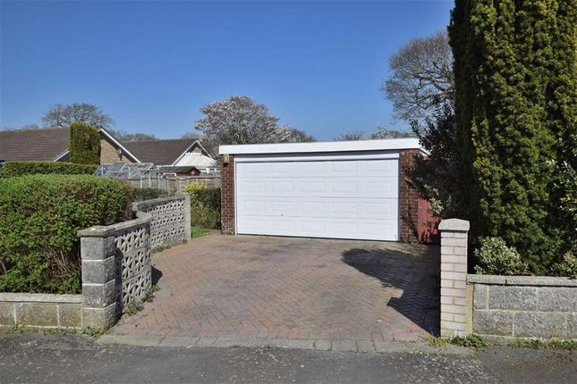 Double Garage of Greenfield Gardens, Barton On Sea, New Milton BH25