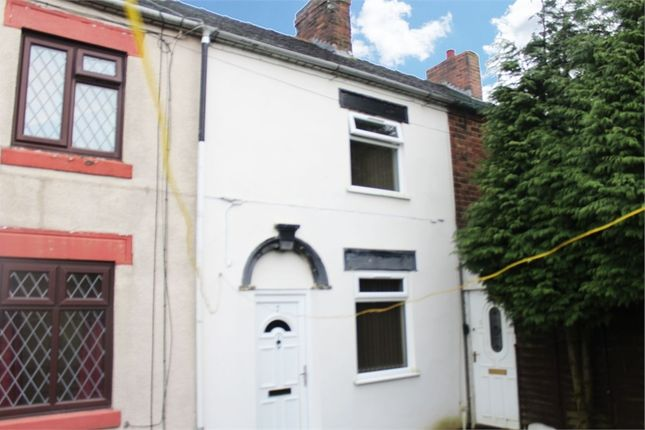 Thumbnail Terraced house for sale in Long Row, Caverswall, Stoke-On-Trent, Staffordshire