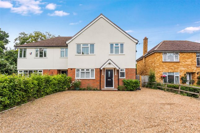 Thumbnail Semi-detached house for sale in Liberty Rise, Addlestone