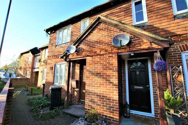 Thumbnail Terraced house to rent in St. Thomas Walk, Colnbrook, Slough