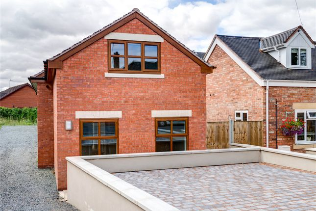 Thumbnail Detached house for sale in Lechmere Crescent, Worcester