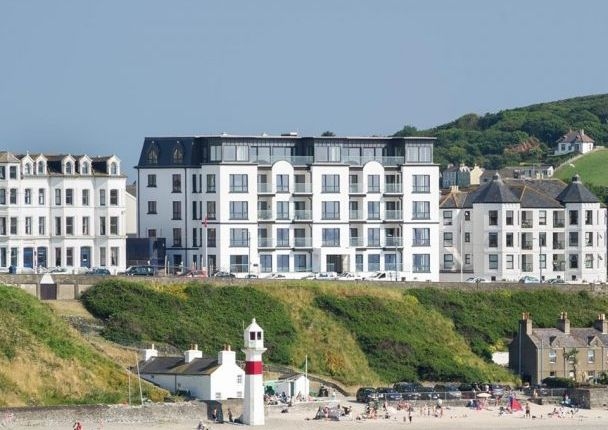 Thumbnail Flat for sale in Apt. 7 Windsor House, Promenade, Port Erin