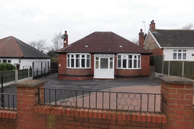 Thumbnail Bungalow for sale in Wood Lane, Newhall