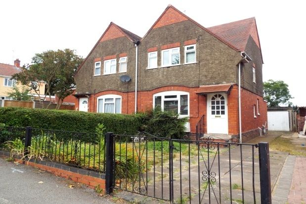 Thumbnail Property to rent in St Pauls Road, Nuneaton