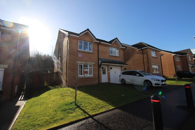 Thumbnail Detached house for sale in Lairds Dyke, Inverkip, Renfrewshire