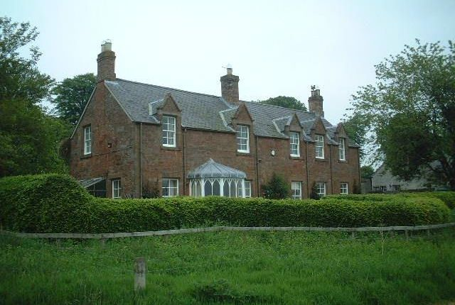 Thumbnail Detached house to rent in Greenlaw, Duns