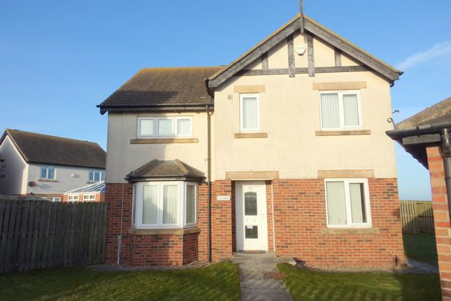 Thumbnail Detached house to rent in Kings Field, Seahouses