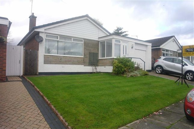Thumbnail Detached bungalow to rent in Kilner Close, Bury, Greater Manchester