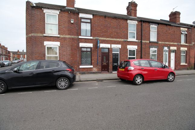 Thumbnail Terraced house to rent in Market Road, Doncaster