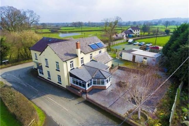 Thumbnail Detached house for sale in Melverley, Oswestry, Shropshire