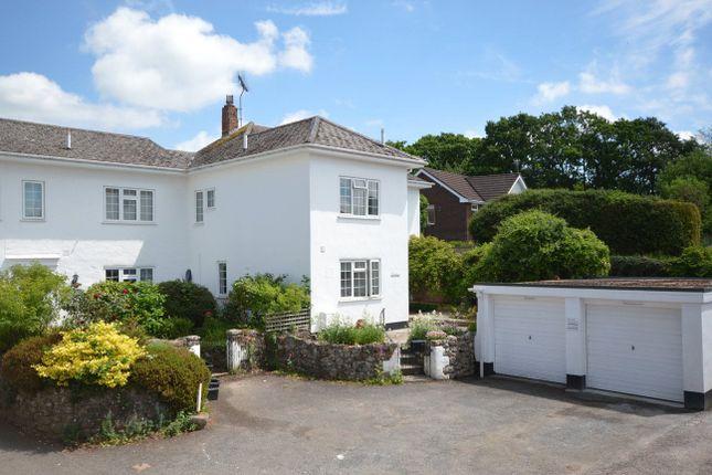 Thumbnail Semi-detached house to rent in Jericho Street, Thorverton, Exeter