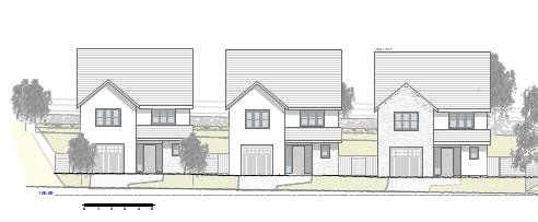 Thumbnail Detached house for sale in North Street, North Tawton
