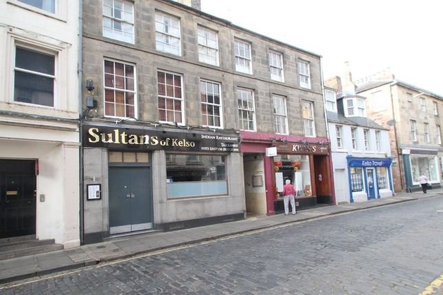 1 bed flat for sale in 10, Roxburgh Street, Flat 2, Kelso TD57Dh TD5