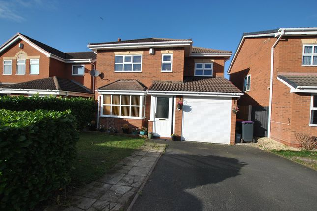 4 bed detached house for sale in Rembrandt Drive, Shawbirch, Telford TF5
