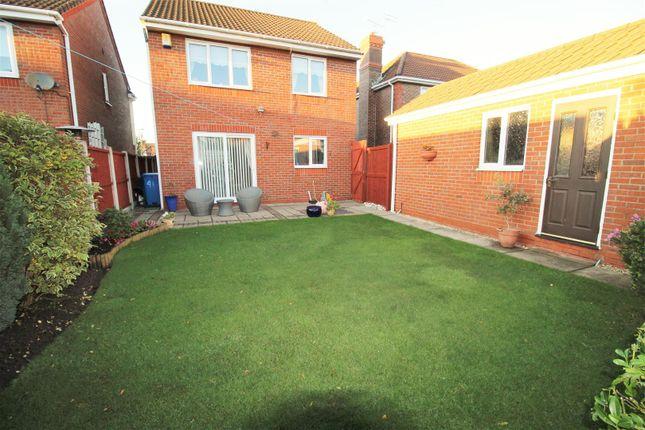 Rear Garden of Willsford Avenue, Liverpool L31