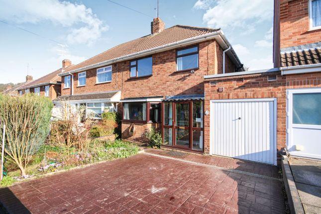 Semi-detached house in  Ladywell Close  Wombourne  Wolverhampton  Birmingham