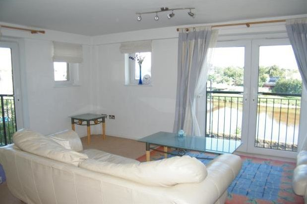 Thumbnail Flat to rent in Waterside, Lancaster