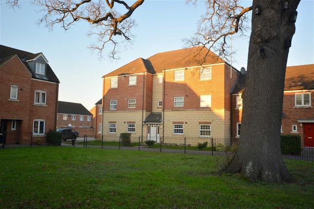 Thumbnail Flat for sale in Halton Way Kingsway, Quedgeley, Gloucester