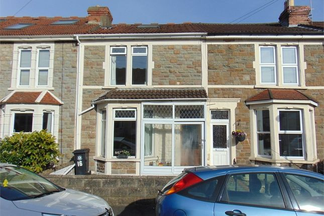 Thumbnail Terraced house for sale in Pendennis Park, Brislington, Bristol