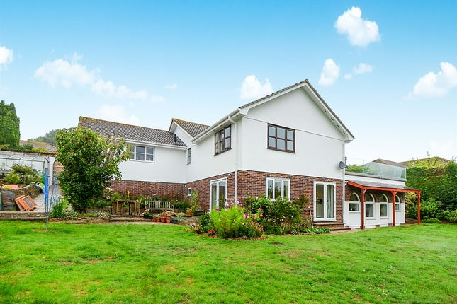 Thumbnail Detached house for sale in Bala Brook Close, Brixham