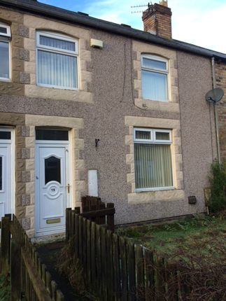 2 bed terraced house to rent in Katherine Street, Ashington