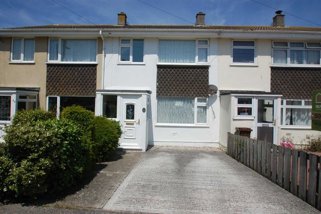 Thumbnail Terraced house to rent in St. Peters Way, Porthleven, Helston