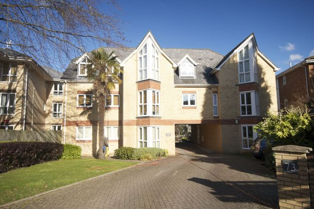 2 bed flat to rent in Dunvegan Court, Surrey Road, Poole