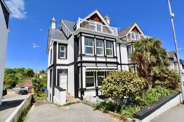 Thumbnail Semi-detached house for sale in Avenue Road, Falmouth