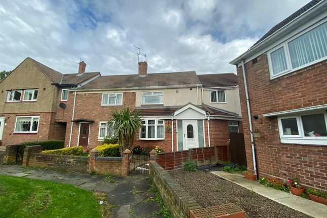 Semi-detached house for sale in Abercorn Road, Farringdon, Sunderland