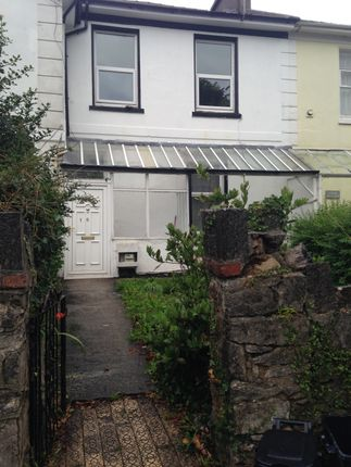 Thumbnail Semi-detached house to rent in Windsor Rd, Torquay