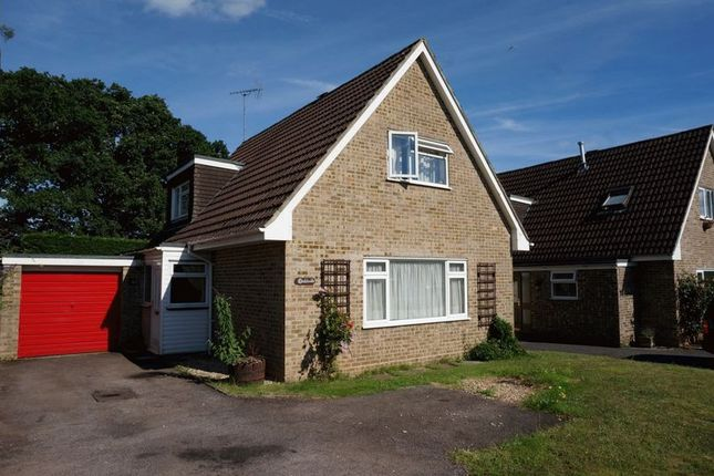 Thumbnail Detached house for sale in Greenway, Monkton Heathfield, Taunton